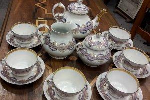 čajový servis pro 6 osob