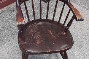 židle s područkami zn.Thonet