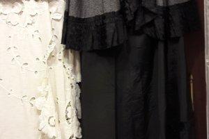 oděvy, zástěrky